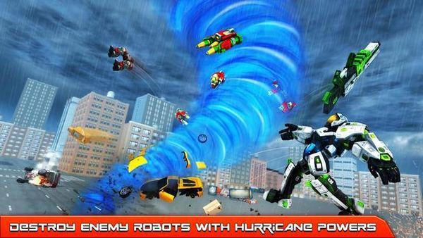 飓风龙卷风机器人改造手游下载-飓风龙卷风机器人改造安卓下载