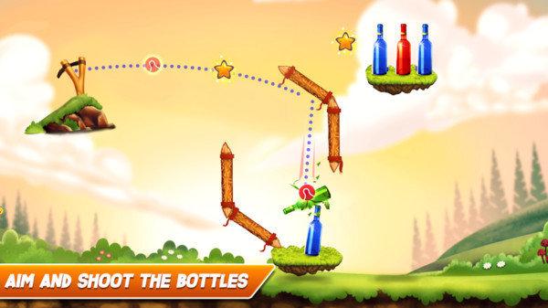 弹射瓶子2下载-弹射瓶子2官方版下载