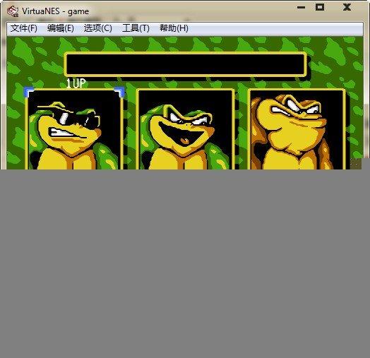 忍者蛙与双截龙无敌版