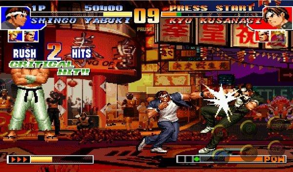 拳皇97手机版单机下载-拳皇97手机版单机大蛇版下载