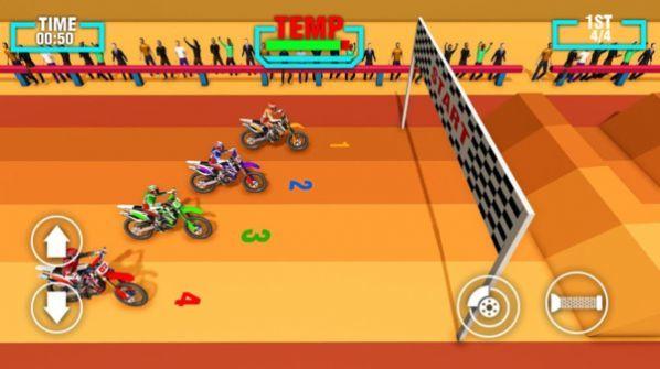 极限摩托竞速赛安卓版游戏下载-极限摩托竞速赛游戏下载