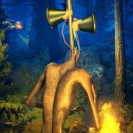 森林警笛头生存