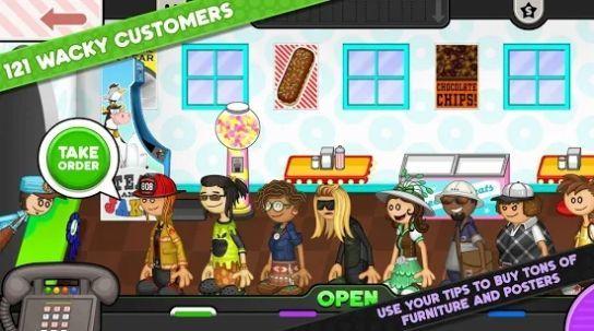 爸爸的甜甜圈店HD下载-爸爸的甜甜圈店HD手游下载