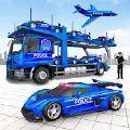 警车运输货车模拟器