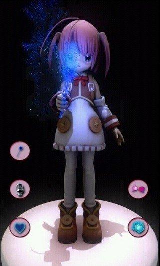 会说话的魔法少女汉化版游戏下载-会说话的魔法少女手机版游戏下载