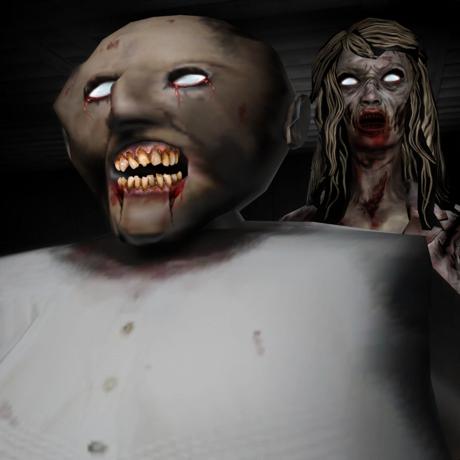 恐怖的奶奶修女2