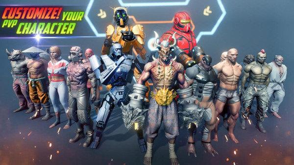 机器人终极对决游戏下载-机器人终极对决手机版下载