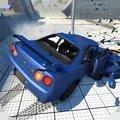 汽车撞击模拟器