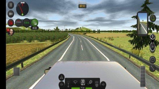 模拟卡车真实驾驶手机版
