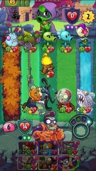 植物大战僵尸英雄中文版