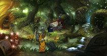 森林闯关冒险游戏合集