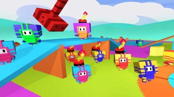 方块人淘汰赛安卓版最新下载-方块人淘汰赛手机中文版下载