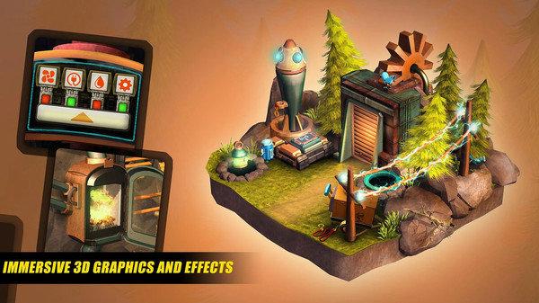 迷你机器人游戏下载-迷你机器人手机版下载