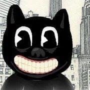 火柴人中的真正卡通猫