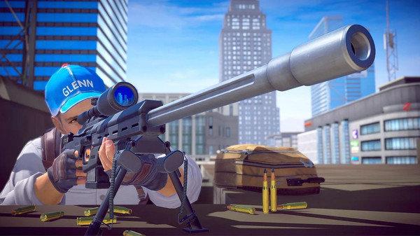 狙击手城市英雄游戏下载-狙击手城市英雄安卓版下载