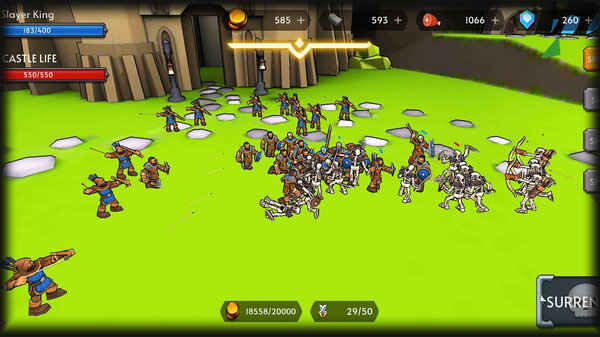 史诗幻想战争模拟游戏下载-史诗幻想战争模拟最新版下载