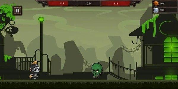 奔跑的勇士游戏下载-奔跑的勇士安卓版下载