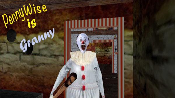 邪恶的小丑2020游戏下载-邪恶的小丑2020汉化版下载