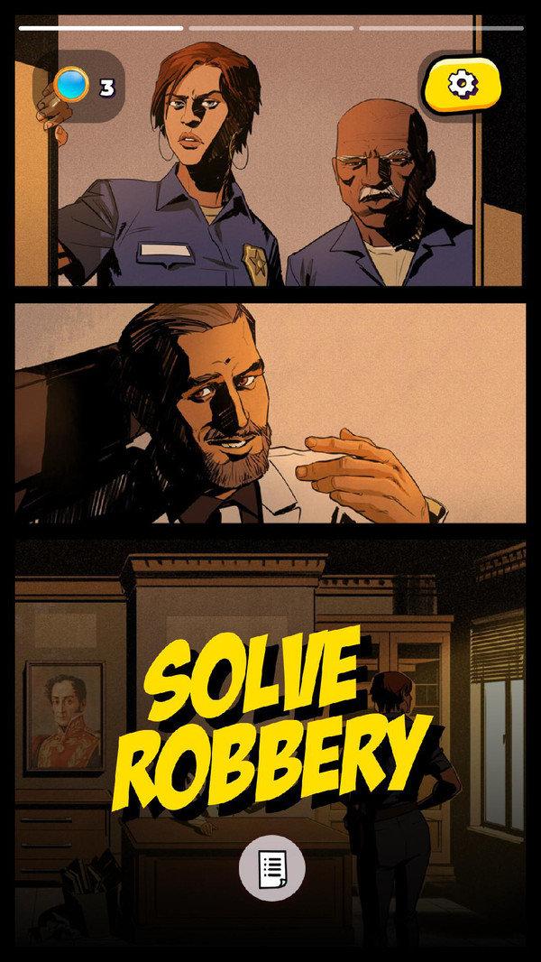 犯罪调查游戏下载-犯罪调查手机版下载