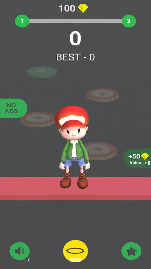 跳舞小男孩3D游戏下载-跳舞小男孩3D安卓版下载