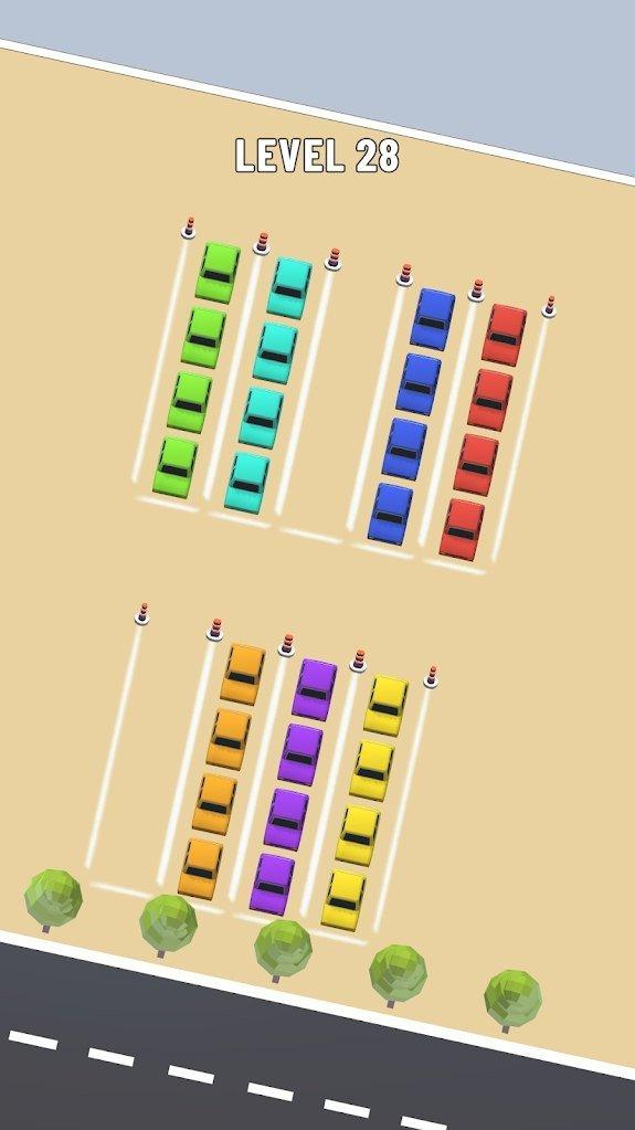 排序汽车拼图游戏下载-排序汽车拼图安卓版下载
