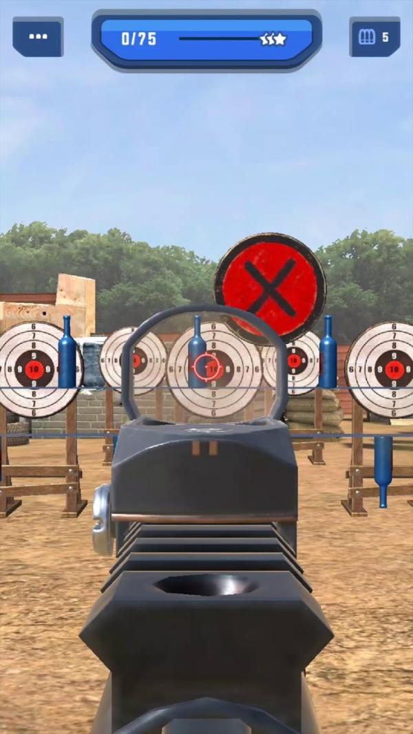 枪械射击模拟器下载-枪械射击模拟器中文版下载