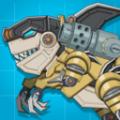 鲨鱼机器人