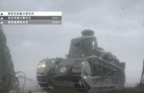 战地1坦克榴弹炮雷诺操作技巧及心得攻略