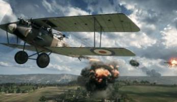 战地1怎么打飞机-战地1战斗机空战攻击机轰炸机简单打法心得