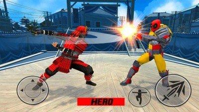 超级忍者英雄游戏下载-超级忍者英雄安卓版下载