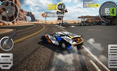 CarX漂移赛车2无限金币版