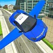 未来警用飞车模拟器3D