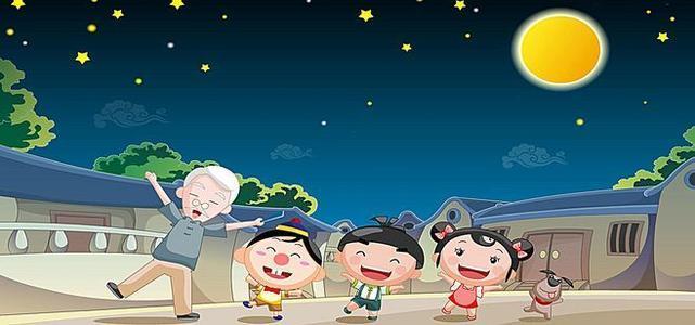适合幼儿玩的中秋节游戏