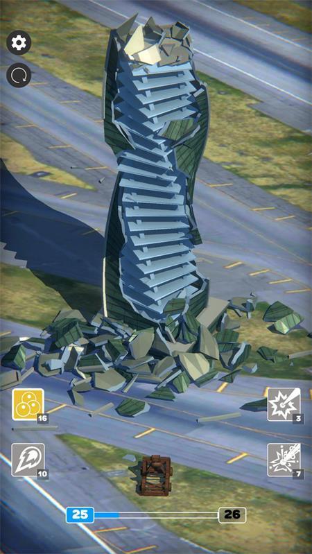 毁灭模拟器游戏下载-毁灭模拟器中文版下载