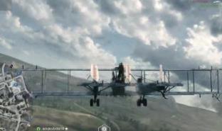 战地1轰炸机高度和轰炸覆盖面关系介绍