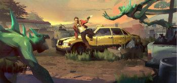 生存类RPG手游