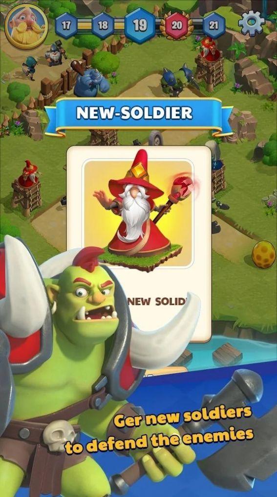 王国卫兵崛起安卓版下载-王国卫兵崛起最新版下载