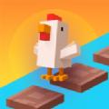 像素公雞跳躍