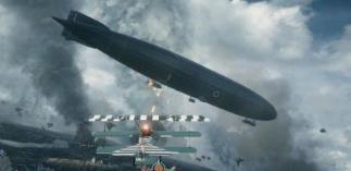 战地1轰炸机飞艇怎么打-战地1轰炸机飞艇玩法技巧分享