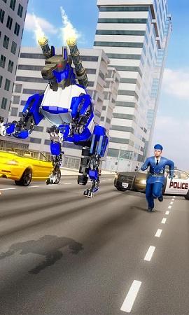 机器狗警察游戏下载-机器狗警察游戏安卓版下载
