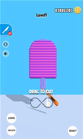 橡皮筋切割游戏下载-橡皮筋切割游戏最新版下载