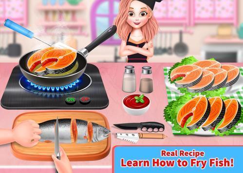 厨房女孩烹饪比赛