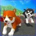 小狗跑酷比赛模拟器