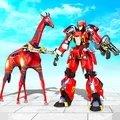 长颈鹿变形机器人