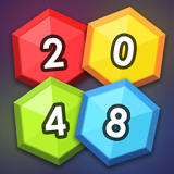 2048六角碰碰碰