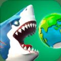 饥饿鲨世界黑魔法鲨破解版