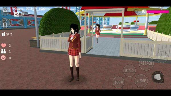 樱花校园模拟器美人鱼版和公主版下载-樱花校园模拟器美人鱼版无广告版下载