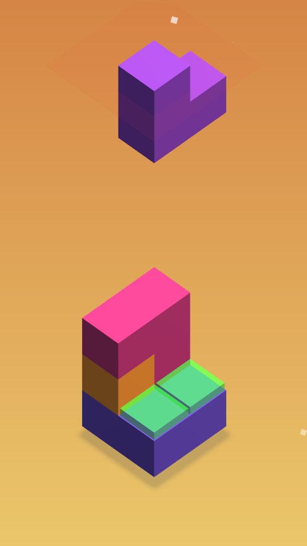 色彩的立方块下载-色彩的立方块游戏下载