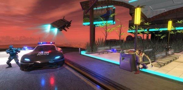 疯狂的朋克大城市2077游戏下载-疯狂的朋克大城市2077手游下载
