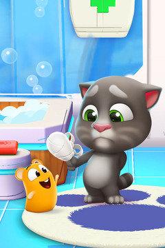 我的汤姆猫2破解版2021-我的汤姆猫2破解版2021无限金币钻石下载